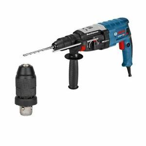 Bosch Professional GBH 2-28 F Martello Perforatore, 880 Watt, SDS-Plus + L BOXX