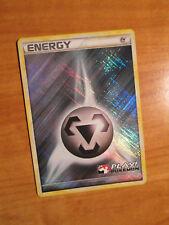 NM 2010 LEAGUE Holo/Foil PLAY! Pokemon METAL ENERGY Card Crosshatched Promo TCG
