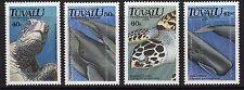 Tuvalu sg605 / 8 1991 in pericolo la vita marina MNH