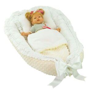 Baby nest Nido per bambini, bozzolo, culla di alta qualita LAFEL