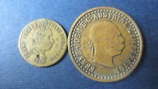 Lot Medals 3 Stück Austria in S to Ss (1143)