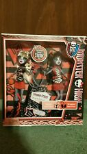 Monster high meowlody purrsephone first wave 2 pack new in box