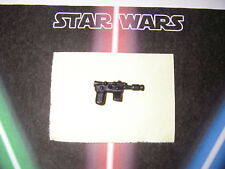 Star wars vintage arme repro noire Han solo, Greedo , Luke xwing , snag vintage