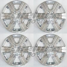 "18"" Chrome Wheel Skins / Hubcaps FOR 09 10 11 2012 2013 2014 2015 Chevy Traverse"
