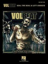 Volbeat - Seal the Deal and Let's Boogie : Tab Transcriptions with Lyrics: By...