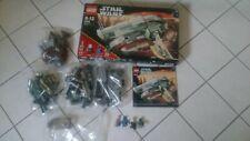 Lego Star Wars 6209 Slave One incl Figuren BA und OVP Sammlerzustand!
