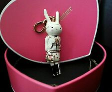 NWT JUICY COUTURE bunny Fifi Lapin 2012 LTD ED Pendant Charm EXTREMELY RARE!!!