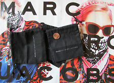 "NEW Marc By Marc Jacobs Drawstring Cloth Jewelry Bag 3.5"" x 4"""
