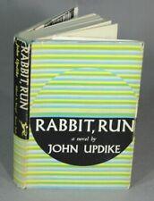 JOHN UPDIKE / Rabbit run First Edition 1960 Literature