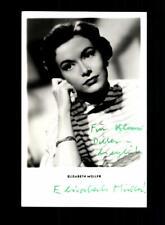 Elisabeth Müller Netters Autogrammkarte Original Signiert ## BC 155562