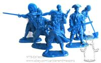 NEW!!! Collectible Plastic Toy Soldiers Publius Pirates, Corsairs 1:32 54 mm