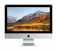 "Apple iMac 21,5"" 4K (1TB HDD, Intel Core i5 7a generazione, 3,0 GHz, 8GB, Radeon Pro 555) All-in-One Desktop - Argento (2017) (MNDY2T/A)"