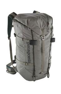 Patagonia BNWT Ascentionist 40L Rucksack Bag Cave Grey Size L/XL