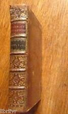 Cheval RECHERCHES SUR L'EPOQUE DE L'EQUITATION. 2 vol. en un. 1° édition 1764