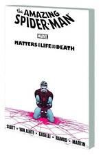 SPIDER-MAN: MATTERS OF LIFE & DEATH TPB Amazing Marvel Comics #652-657, 654.1 TP