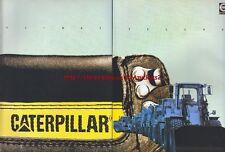 Caterpillar Walking Machines Shoes 1994 Magazine Advert #929