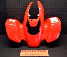 HONDA 400EX FRONT FENDER BRAND NEW GENUINE HONDA!! 1999-2004 PLASTIC RED FENDER