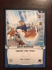 2012 Monsuno Trading Card Game #103 - Beam Barrage -  (Common)