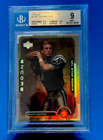 Peyton Manning Rookie Card 1998 Upper Deck Encore #1 BGS 9 MINT COLTS  HOF 2021