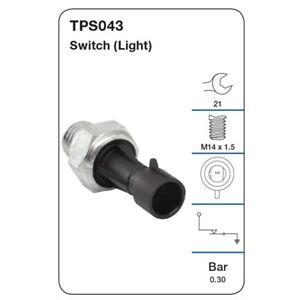 Tridon Oil Pressure Switch TPS043 fits Opel Insignia 2.0 CDTI