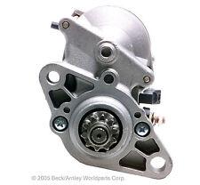 Starter Motor Beck/Arnley 187-0539 LEXUS LX450 TOYOTA LAND CRUISER
