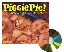 Piggie PIe Read Along Book (pb) & CD by Margie Palatini NEW