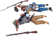 W Britain - Civil War Confederate Casualty Set No. 1 31129 ACW