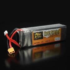 ZOP Power 22.2V 4000mAh 6S 60C XT60 Plug Lipo Battery For RC Helicopter Toy