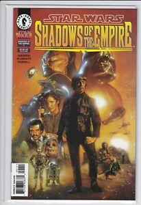 Star Wars: Shadow of the Empire #1 (1996 Dark Horse) VF/NM