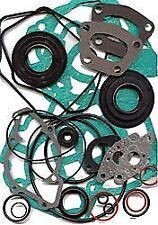 Winderosa Gasket Set w/ Seals Polaris IQ HO/Switchback CFI 600 2007-2008