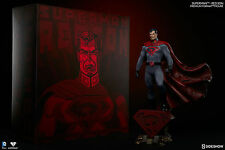 SIDESHOW DC COMICS SUPERMAN RED SON PREMIUM FORMAT FIGURE STATUE ~BRAND NEW