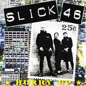 Slick 46 - Hurry Up [LP+CD][colored]