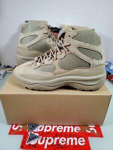 Adidas Yeezy Desert Boot Rock EG6462 Men's Size 10.5