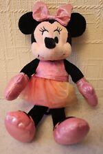 Ty Beanie Sparkle Minnie Mouse Ballerina Soft Toy
