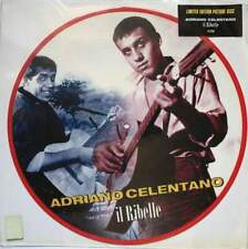 ADRIANO CELENTANO - IL RIBELLE LP Picture Disc Limited Edition M/M