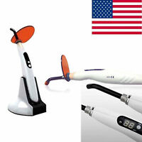Woodpecker Style Dental Wireless cordless LED Curing Light Lamp LED-B 1400mw USA