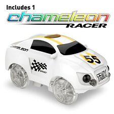Magic Track Mindscope Chameleon Sensig Car Twister Tracks Glow in the Dark Up