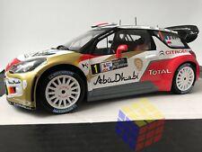 Citroen DS3 WRC - Sebastián Loeb / Daniel Elena - Rally Argentina 2013 - 1/18