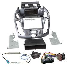 Ford Transit Connect PJ2 13-18 1-DIN Autoradio Einbauset Radioblende Nebula