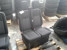 FORD TRANSIT CUSTOM LEFT FRONT SEAT (BENCH SEAT), CLOTH, VN, 09/13- 19