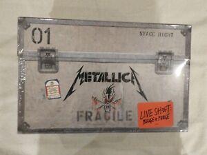 "METALLICA ""Live Shit: Binge & Purge"" BRAND NEW ORIGINAL 1993 EDITION! SEALED!"
