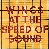 Paul McCartney - Wings at the Speed of Sound (14 track CD) best