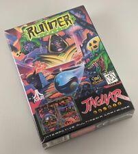 Atari Jaguar - Ruiner Pinball - Brand New Factory Sealed