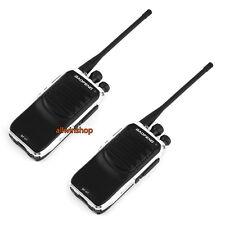 2x NEW BaoFeng BF-U1 8W TRI-POWER Two Way Ham Radio Walkie Talkie w/ Accessories