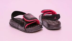 Infant Toddler  Jordan Hydro 2 Sandal Black Pink 487574 009