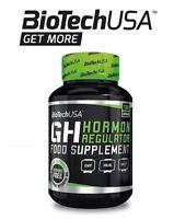 BIOTECH USA GH Hormon Regulator 120 / 240caps Regulieren Hormonale Funktion