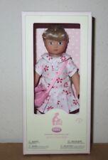 "Vhtf! Pottery Barn Kids Girls Gotz Mini Me Doll 6.5"" Ashleigh Blonde, New In Box"