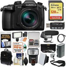 Panasonic Lumix DC-GH5 Wi-Fi 4K Digital Camera & 12-60mm f/2.8-4.0 Lens with Kit