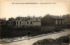 CPA  Soisy-sous-Montmorency - Avenue d'Alembert  (380623)