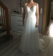 Brautkleid Hochzeitskleid Ivory 34